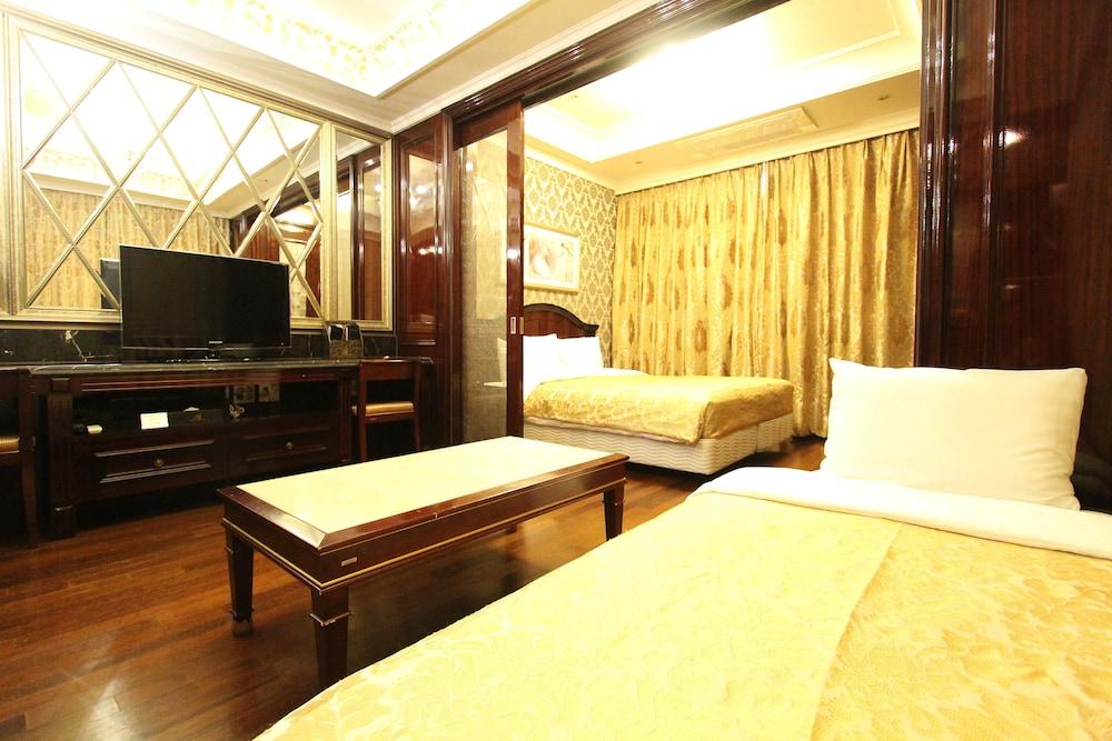 호텔 아르누보 서초(Hotel Artnouveau Seocho) Hotel Image 35 - Living Area