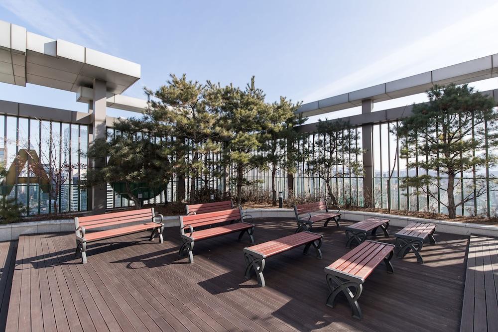 호텔 아르누보 서초(Hotel Artnouveau Seocho) Hotel Image 37 - Terrace/Patio