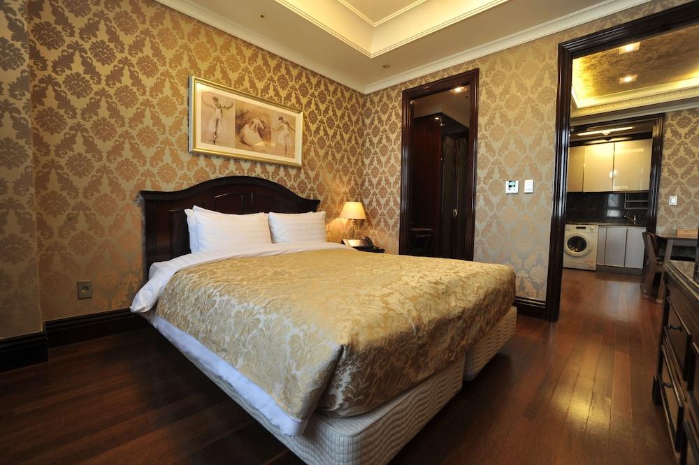 호텔 아르누보 서초(Hotel Artnouveau Seocho) Hotel Image 7 - Guestroom