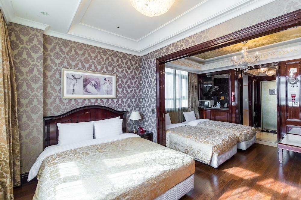 호텔 아르누보 서초(Hotel Artnouveau Seocho) Hotel Image 18 - Guestroom