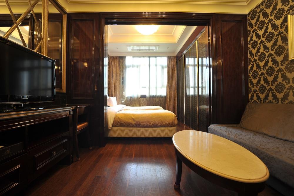 호텔 아르누보 서초(Hotel Artnouveau Seocho) Hotel Image 10 - Guestroom
