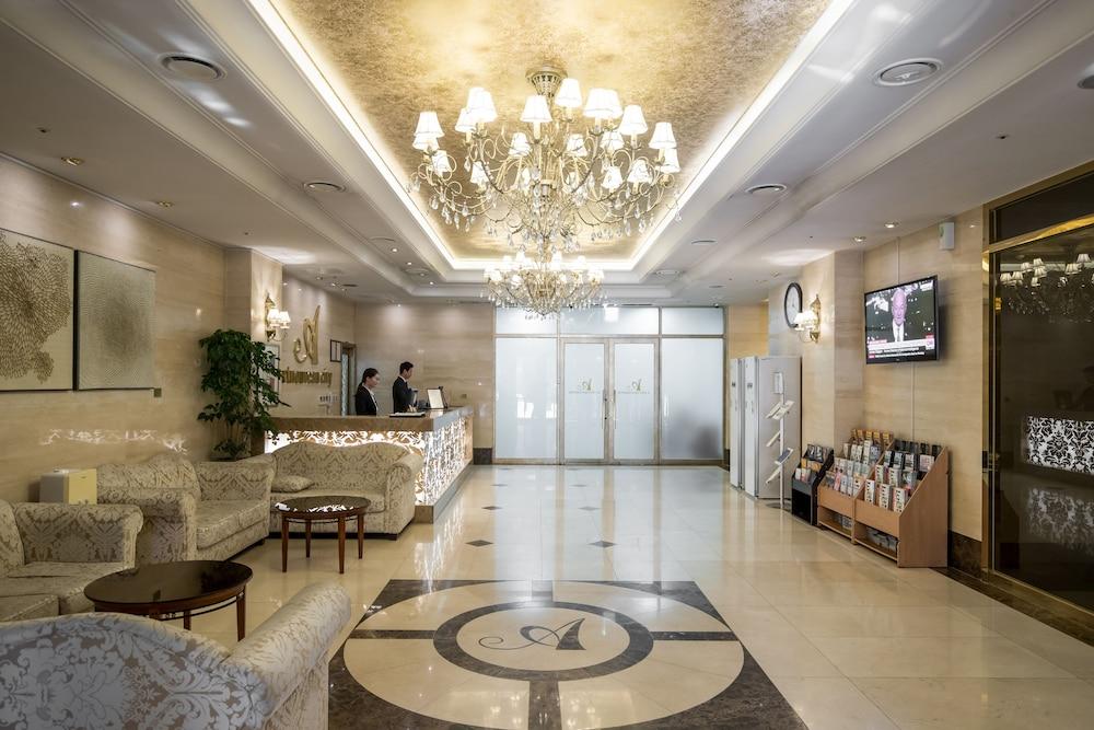 호텔 아르누보 서초(Hotel Artnouveau Seocho) Hotel Image 24 - Interior Entrance