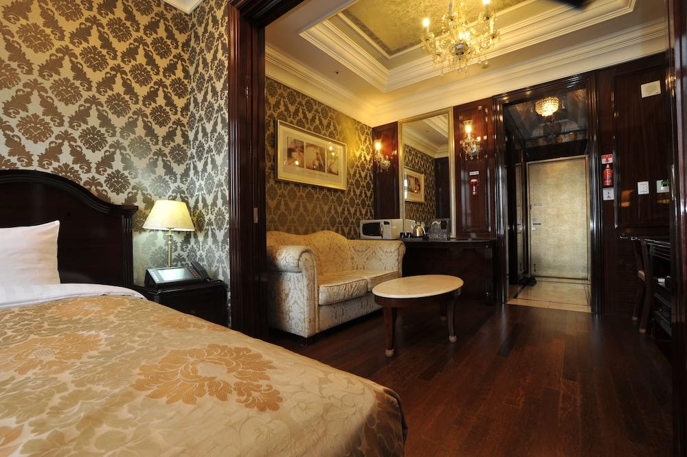 호텔 아르누보 서초(Hotel Artnouveau Seocho) Hotel Image 11 - Guestroom