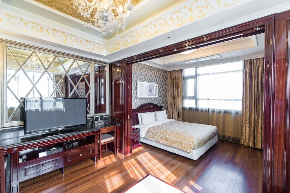 호텔 아르누보 서초(Hotel Artnouveau Seocho) Hotel Image 21 - Guestroom