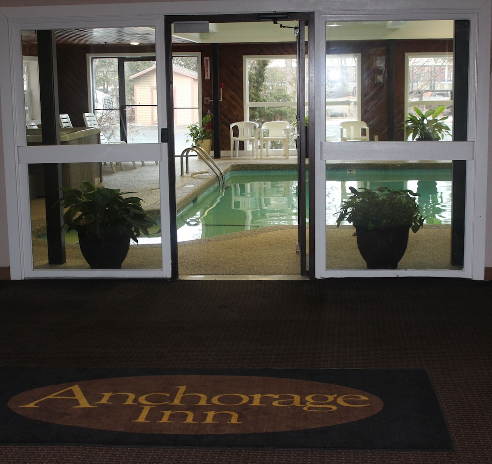 앵커리지 인(Anchorage Inn) Hotel Image 19 - Indoor Pool