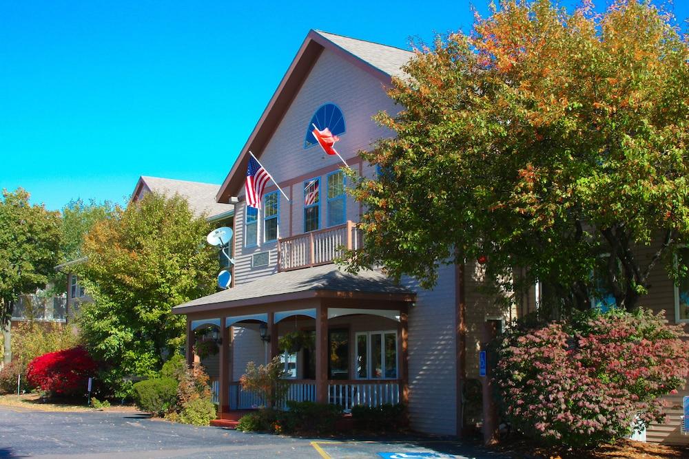 앵커리지 인(Anchorage Inn) Hotel Image 26 - Hotel Front