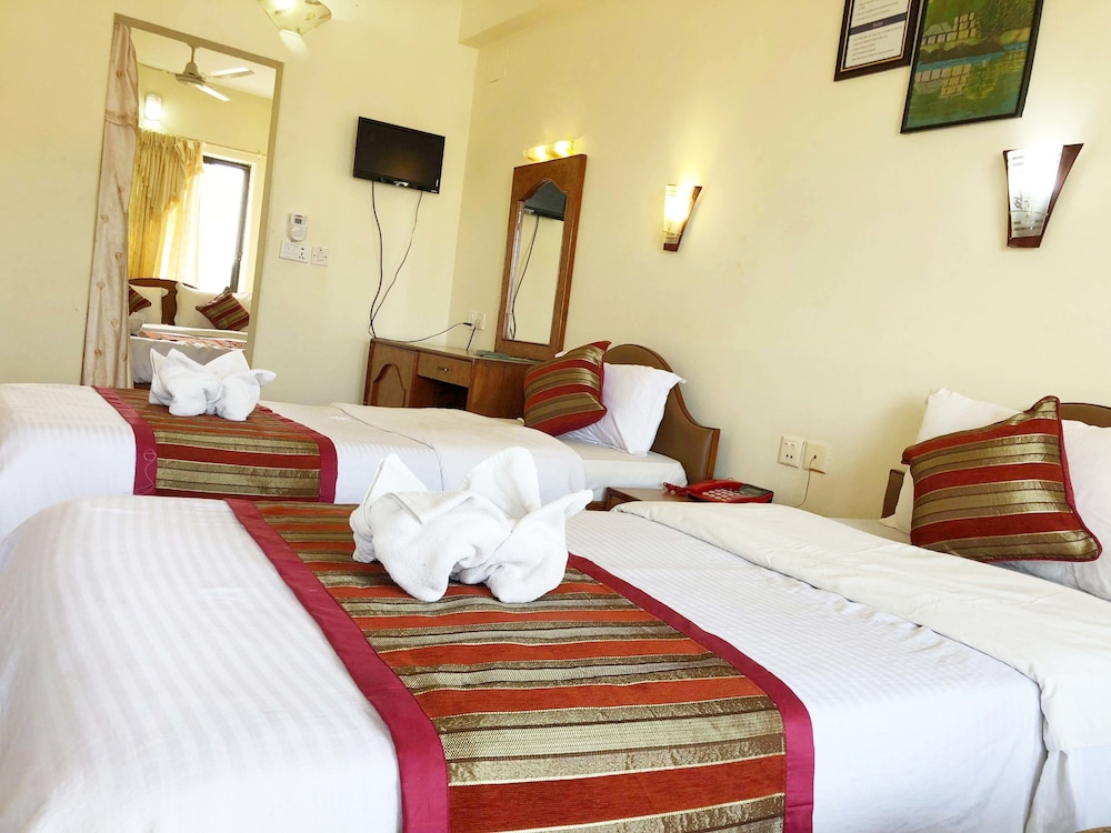 호텔 그랜드 홀리데이(Hotel Grand Holiday) Hotel Image 65 - Guestroom