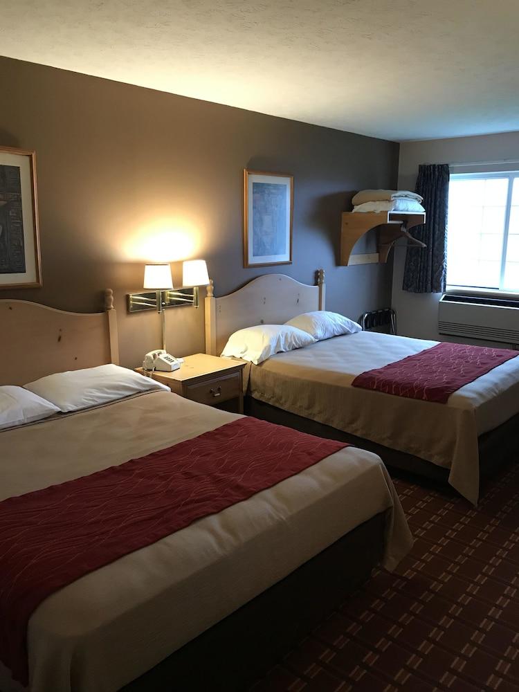 우드리지 인(The Woodridge Inn) Hotel Image 11 - Guestroom