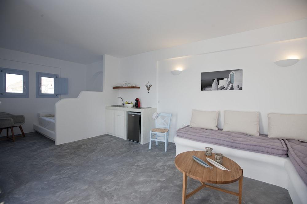 썬 아네모스 리조트(Sun Anemos Resort) Hotel Image 16 - Living Area