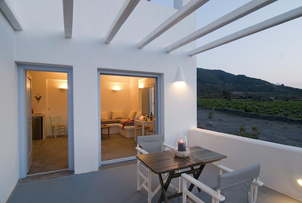 썬 아네모스 리조트(Sun Anemos Resort) Hotel Image 24 - Terrace/Patio