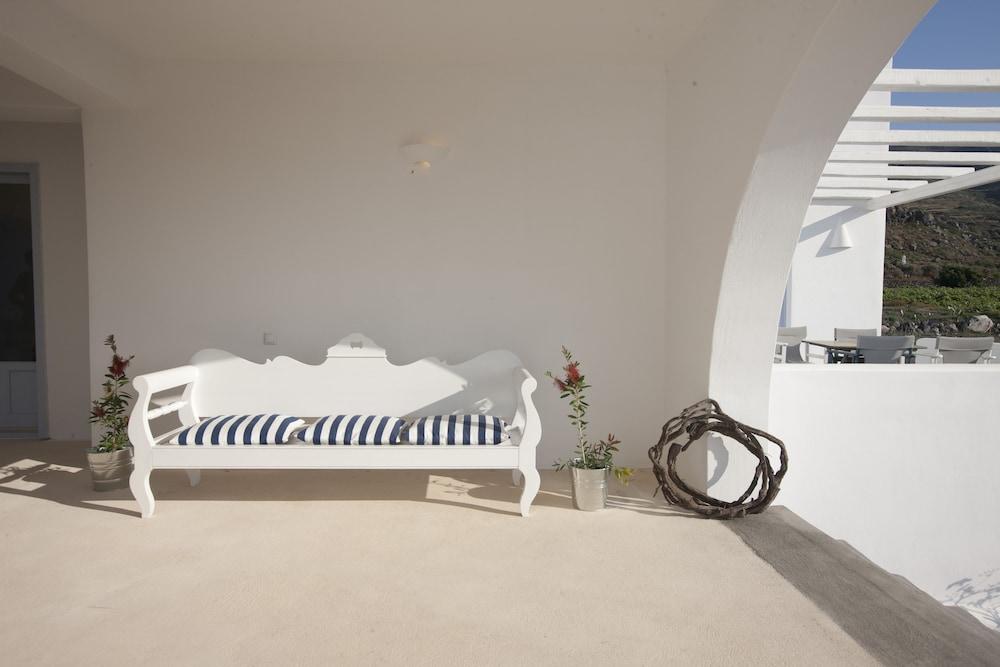 썬 아네모스 리조트(Sun Anemos Resort) Hotel Image 41 - Terrace/Patio