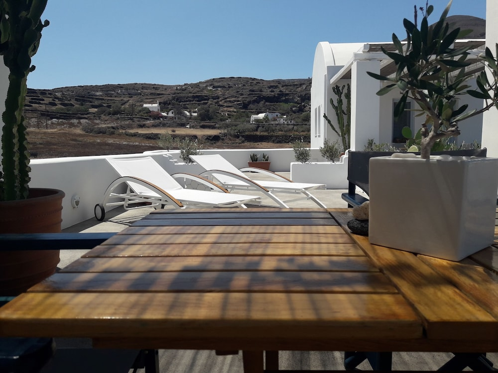 썬 아네모스 리조트(Sun Anemos Resort) Hotel Image 35 - Porch