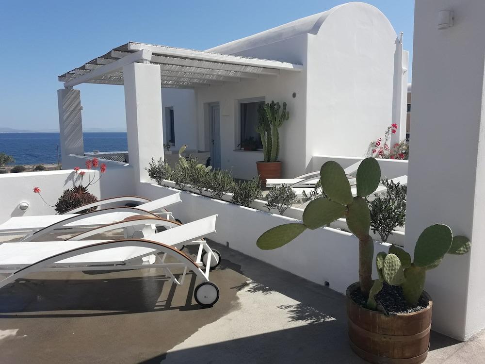 썬 아네모스 리조트(Sun Anemos Resort) Hotel Image 37 - Porch