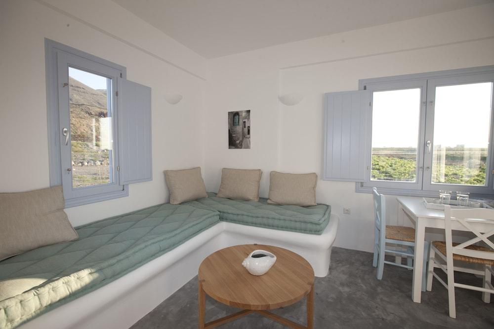 썬 아네모스 리조트(Sun Anemos Resort) Hotel Image 18 - Living Room