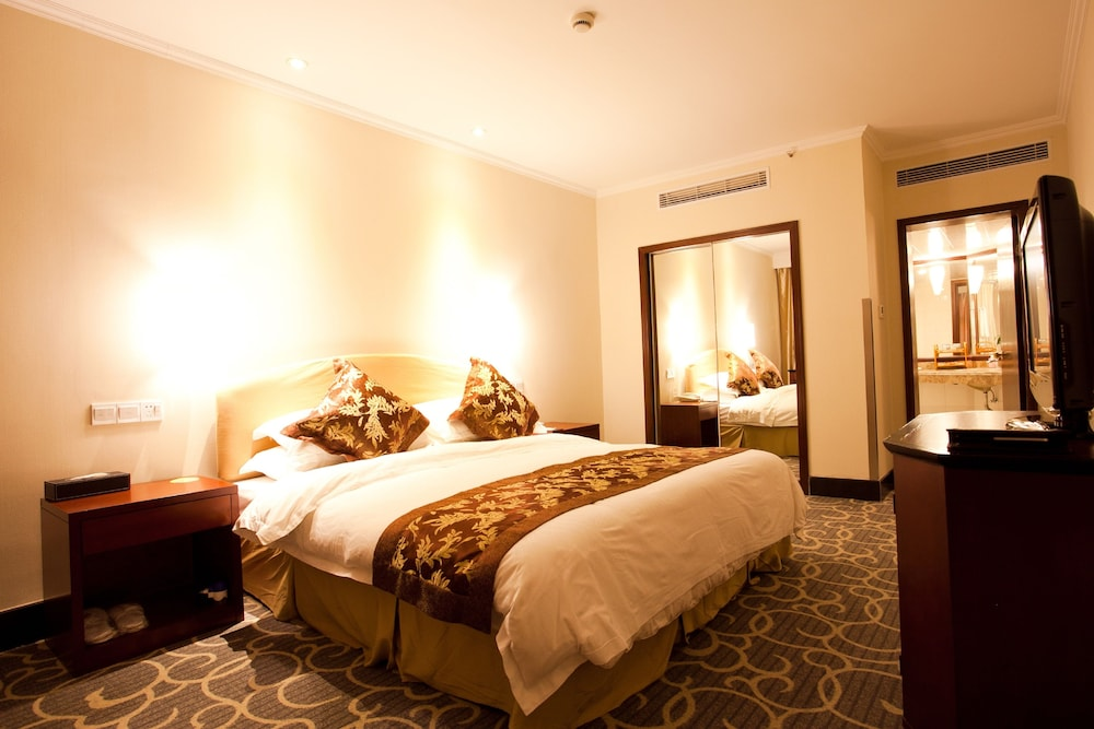 가든 호텔(Garden Hotel) Hotel Image 10 - Guestroom