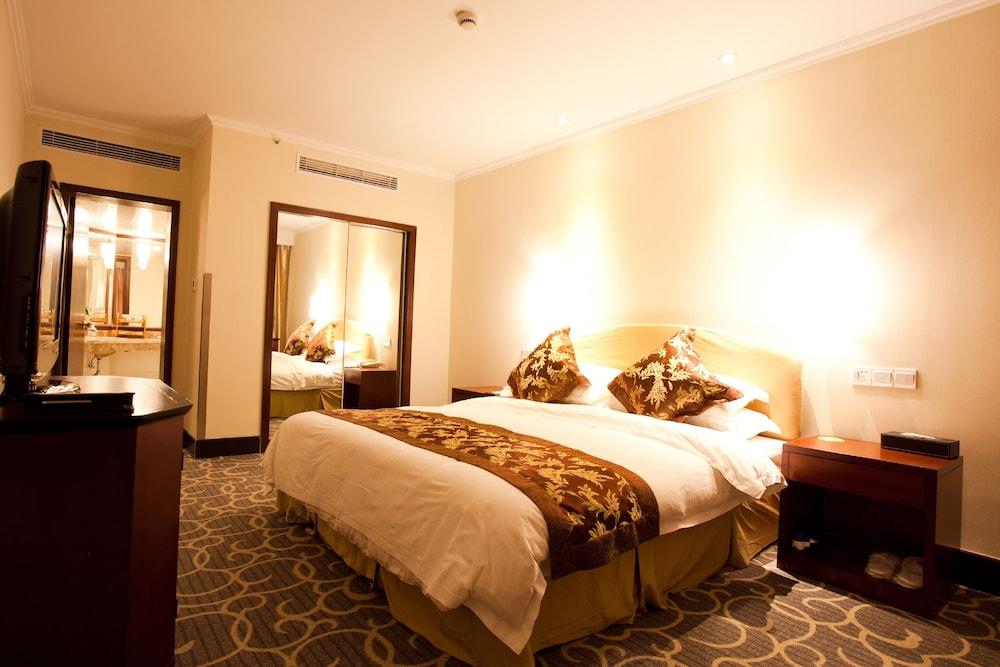 가든 호텔(Garden Hotel) Hotel Image 12 - Guestroom
