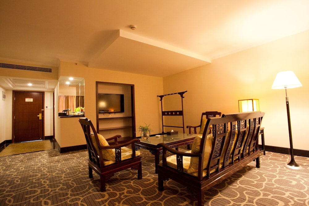 가든 호텔(Garden Hotel) Hotel Image 13 - Guestroom