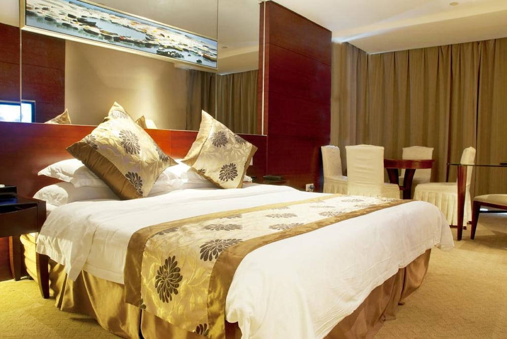 가든 호텔(Garden Hotel) Hotel Image 14 - Guestroom