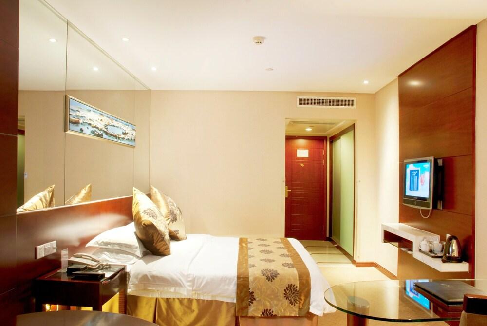 가든 호텔(Garden Hotel) Hotel Image 25 - Guestroom