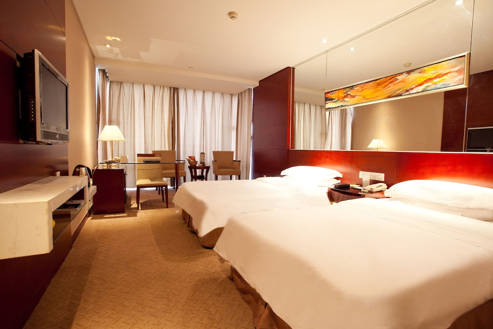 가든 호텔(Garden Hotel) Hotel Image 16 - Guestroom