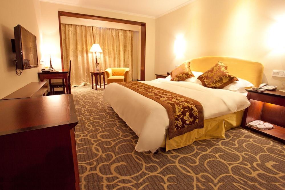가든 호텔(Garden Hotel) Hotel Image 20 - Guestroom