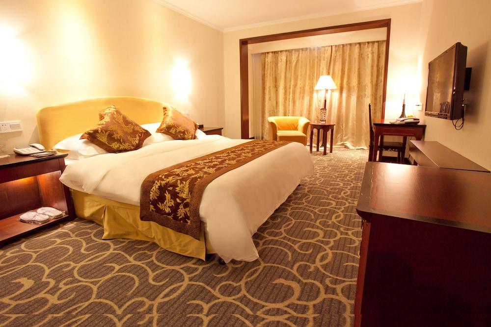 가든 호텔(Garden Hotel) Hotel Image 21 - Guestroom