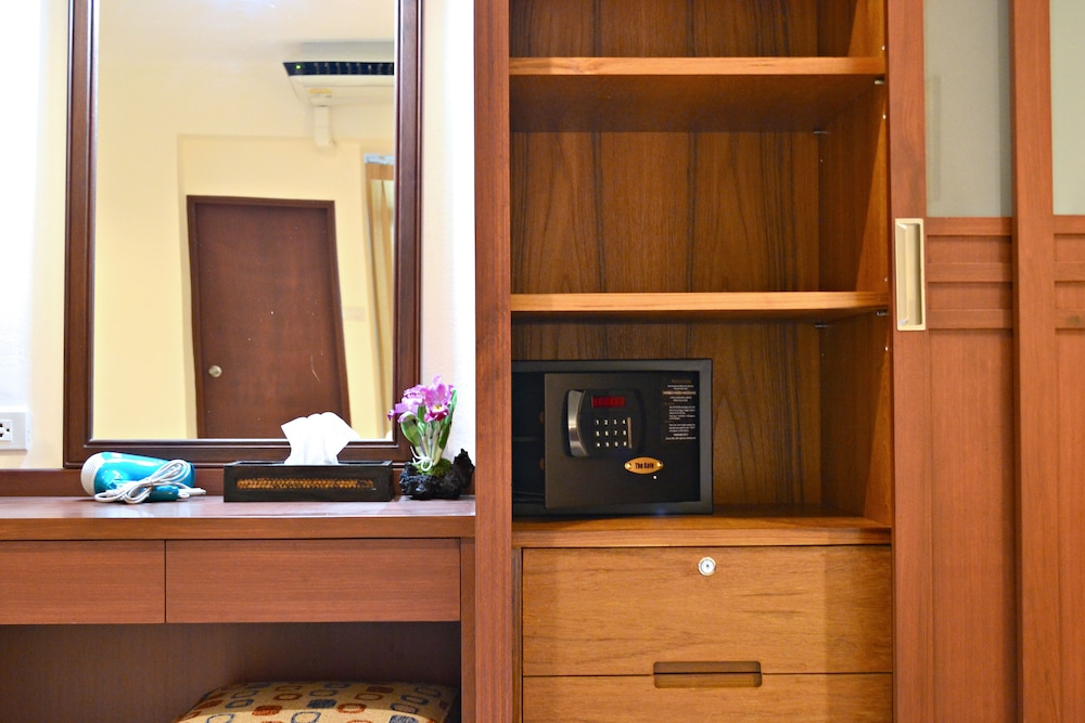 트루 시암 파야타이 호텔(True Siam Phayathai Hotel) Hotel Image 38 - In-Room Safe