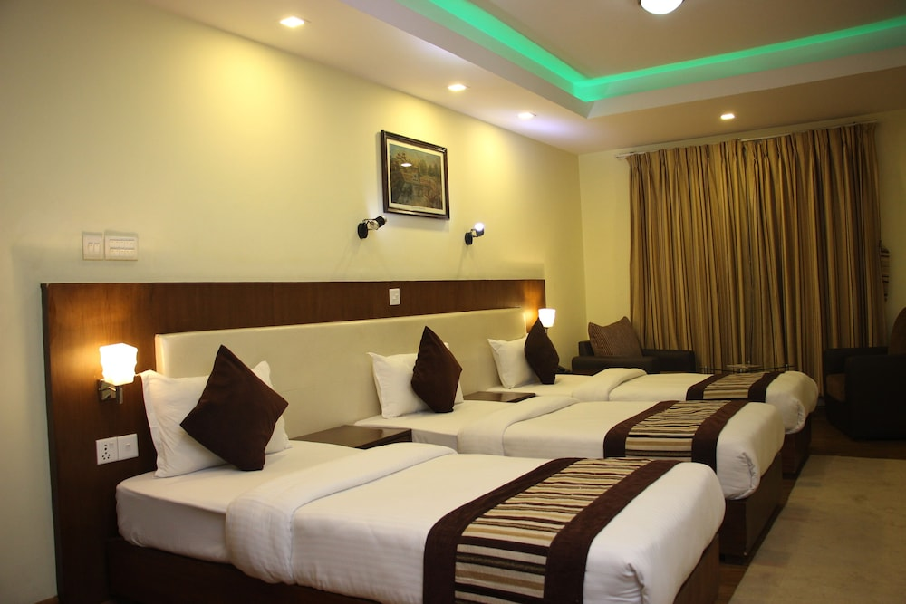 백야드 호텔(Backyard Hotel) Hotel Image 11 - Guestroom