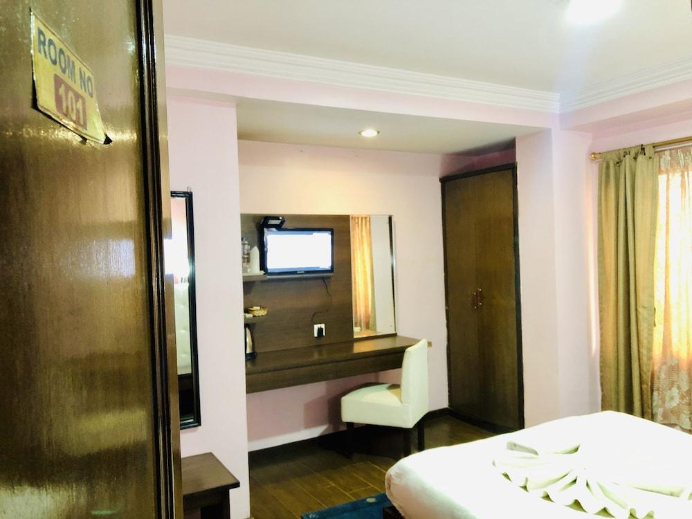 백야드 호텔(Backyard Hotel) Hotel Image 17 - Guestroom