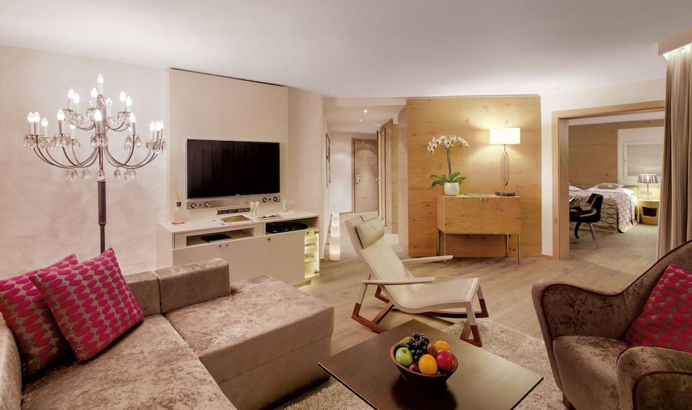 지아르디노 마운틴(Giardino Mountain) Hotel Image 14 - Living Room