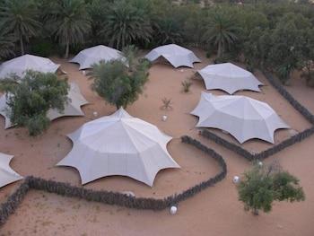 Hotel - Campement Yadis Ksar Ghilane
