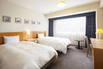 モデレートツインルーム 喫煙 別府亀の井ホテル