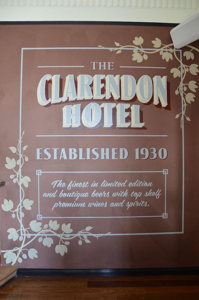클라렌던 호텔(The Clarendon Hotel) Hotel Image 35 - Hotel Bar