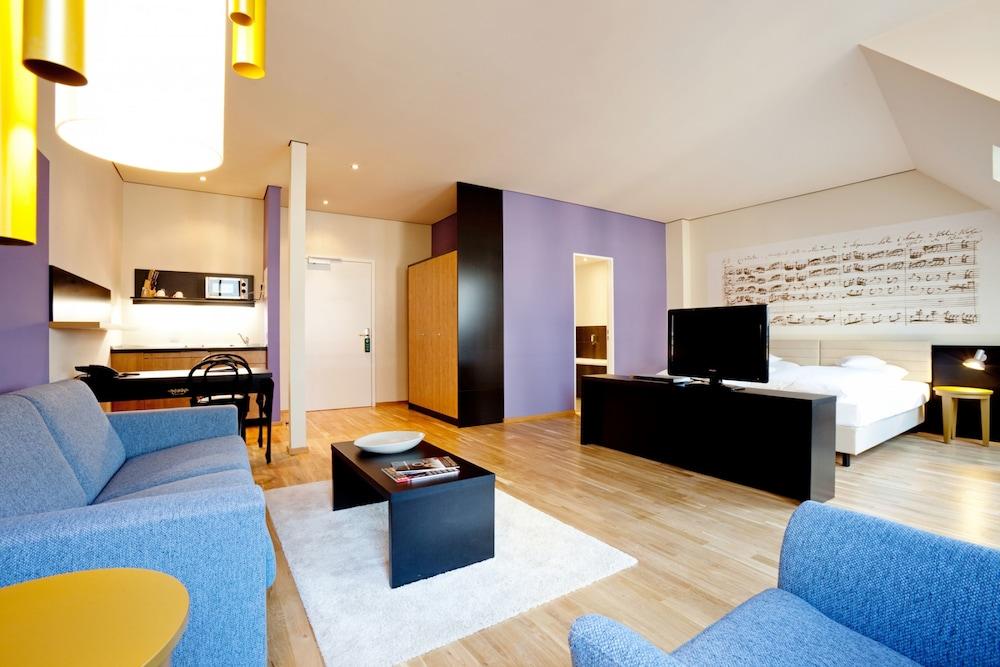 아르코나 리빙 바크14(arcona LIVING BACH14) Hotel Image 9 - Guestroom