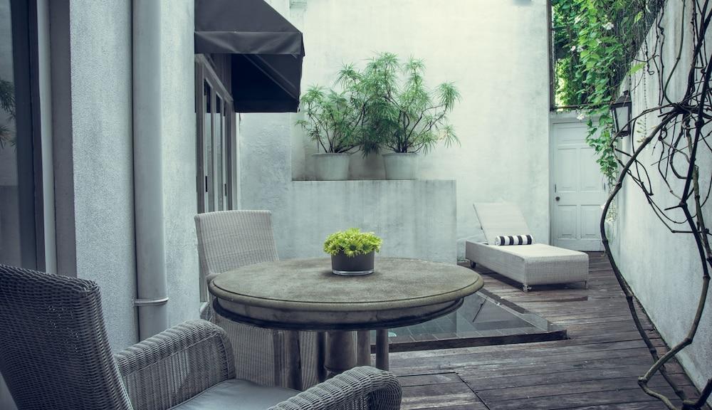 파라다이스 로드 틴터글 콜롬보(Paradise Road Tintagel Colombo) Hotel Image 27 - Terrace/Patio