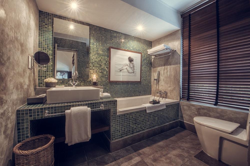파라다이스 로드 틴터글 콜롬보(Paradise Road Tintagel Colombo) Hotel Image 40 - Bathroom