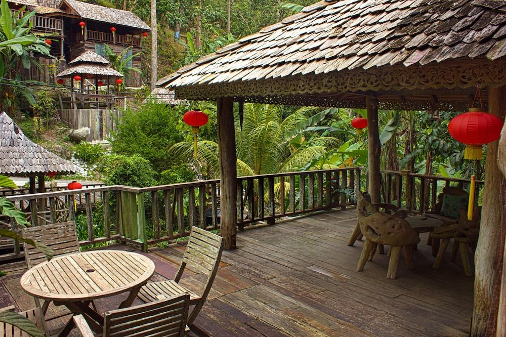 피그 트리 힐 리조트(Fig Tree Hill Resort) Hotel Image 34 - Terrace/Patio