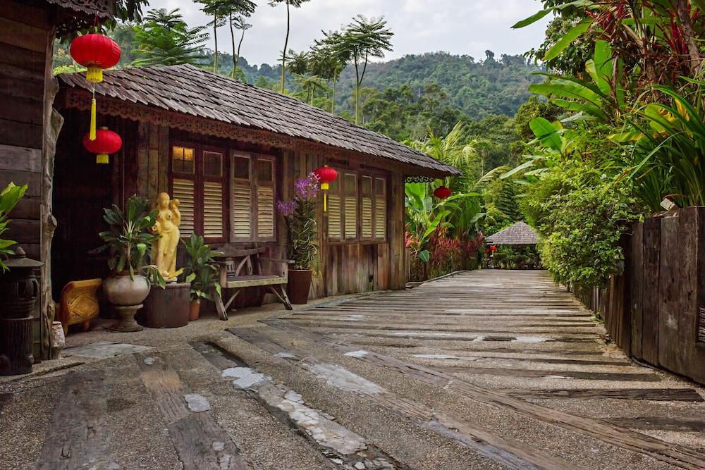 피그 트리 힐 리조트(Fig Tree Hill Resort) Hotel Image 62 - Hotel Entrance