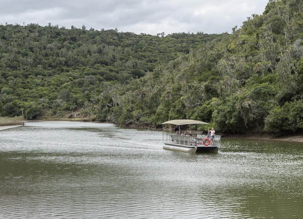 카리에가 게임 리저브-메인 로지(Kariega Game Reserve - Main Lodge) Hotel Image 9 - Boating