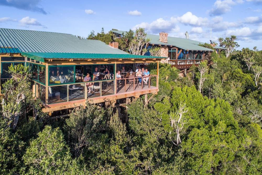 카리에가 게임 리저브-메인 로지(Kariega Game Reserve - Main Lodge) Hotel Image 19 - Sundeck