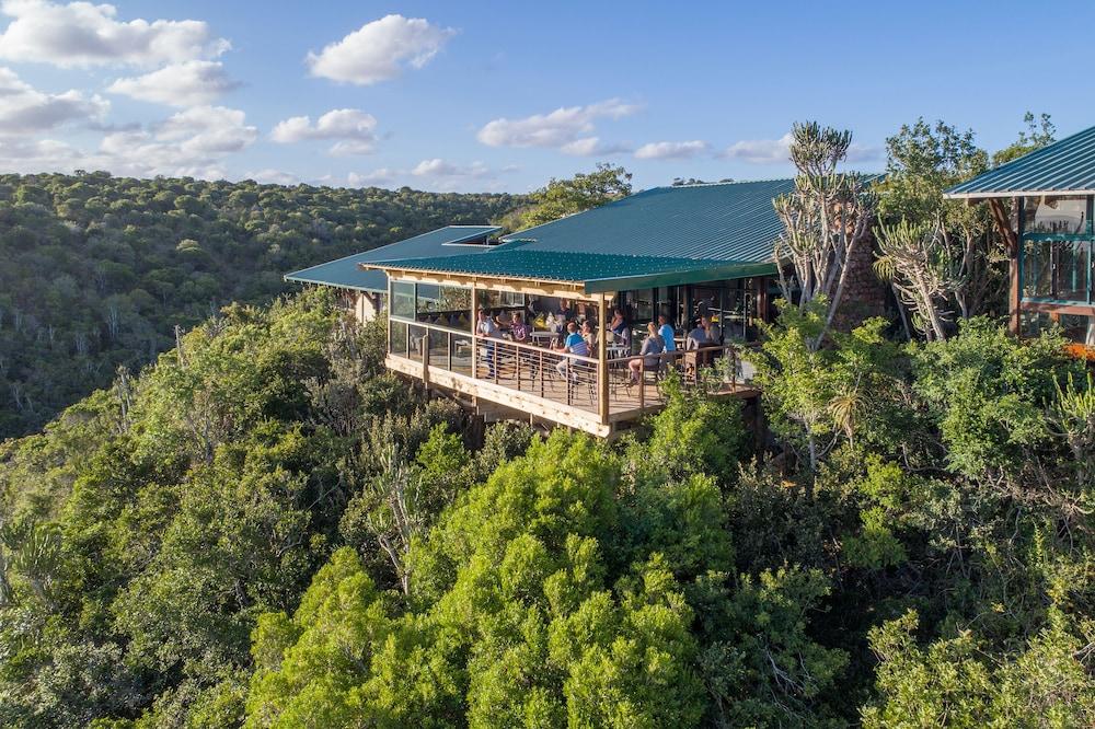 카리에가 게임 리저브-메인 로지(Kariega Game Reserve - Main Lodge) Hotel Image 1 - View from Hotel