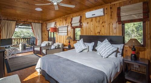 Kariega Game Reserve - Main Lodge, Cacadu