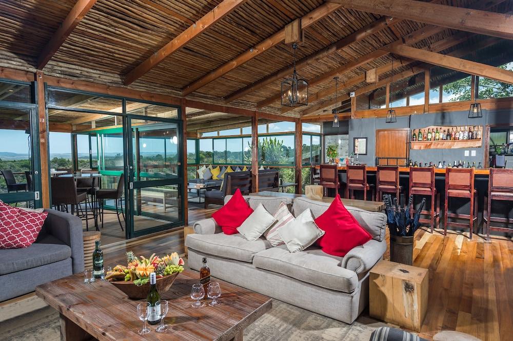 카리에가 게임 리저브-메인 로지(Kariega Game Reserve - Main Lodge) Hotel Image 10 - Lobby Lounge