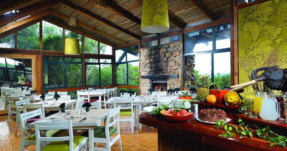 카리에가 게임 리저브-메인 로지(Kariega Game Reserve - Main Lodge) Hotel Image 14 - Family Dining