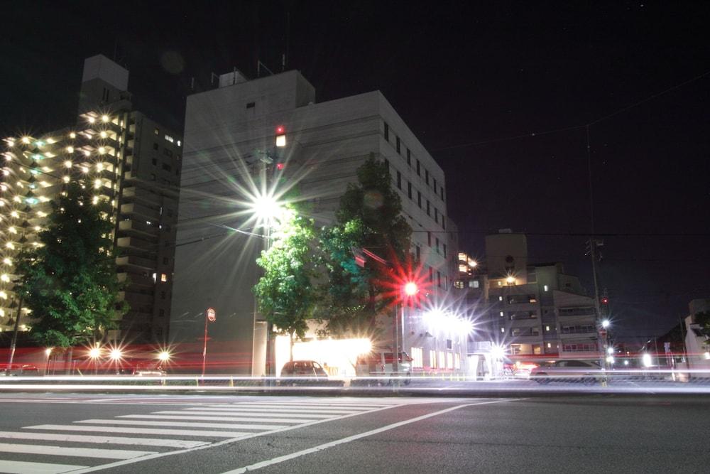 타카마수 센추리 호텔(Takamatsu Century Hotel) Hotel Image 9 - Hotel Front