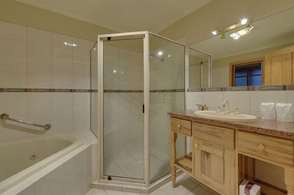 레몬 타임 와일더니스 리트리트(Lemonthyme Wilderness Retreat) Hotel Image 15 - Bathroom
