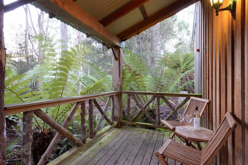 레몬 타임 와일더니스 리트리트(Lemonthyme Wilderness Retreat) Hotel Image 12 - Balcony