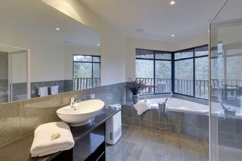 레몬 타임 와일더니스 리트리트(Lemonthyme Wilderness Retreat) Hotel Image 16 - Bathroom