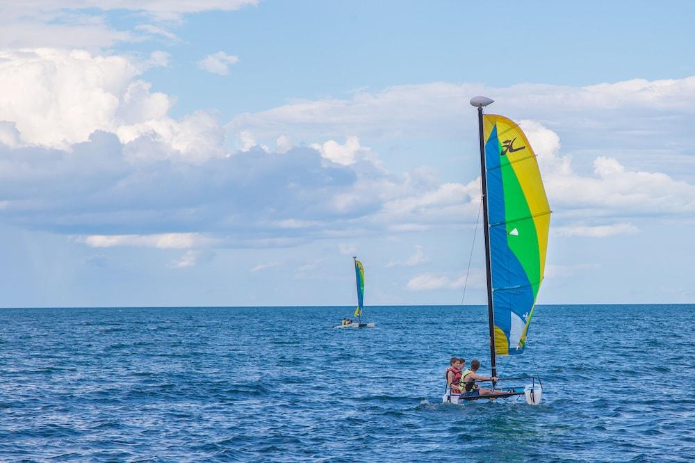 아몬드 비치 리조트 앳 자구아르 리프(Almond Beach Resort at Jaguar Reef) Hotel Image 63 - Sports Facility