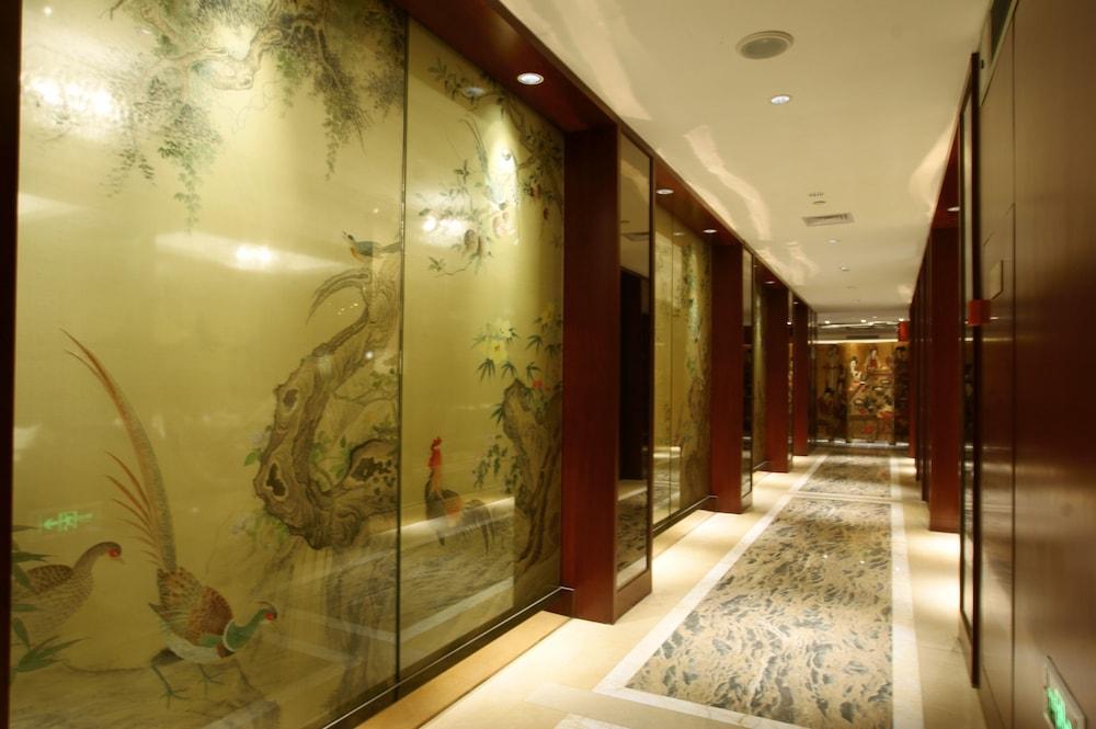 항저우 소피아 호텔(Hangzhou Sophia Hotel) Hotel Image 10 - Hallway